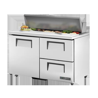 True Manufacturing Co., Inc. TSSU-48-12D-2-ADA-HC refrigerated counter, sandwich / salad unit