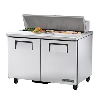 TSSU-48-12-HC True Manufacturing Co., Inc. refrigerated counter, sandwich / salad unit