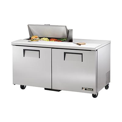 True Manufacturing Co., Inc. TSSU-60-08-HC refrigerated counter, sandwich / salad unit