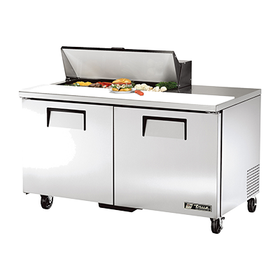 True Manufacturing Co., Inc. TSSU-60-10-HC refrigerated counter, sandwich / salad unit