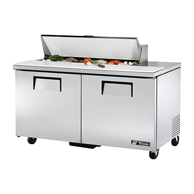 True Manufacturing Co., Inc. TSSU-60-12-HC refrigerated counter, sandwich / salad unit