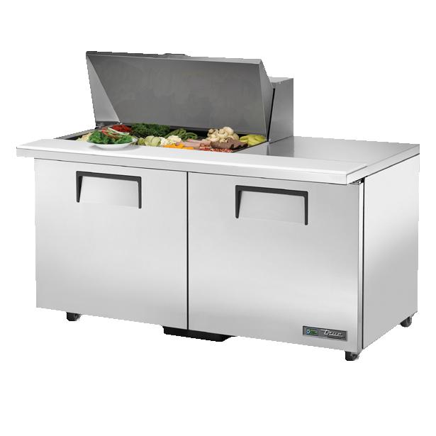 True Manufacturing Co., Inc. TSSU-60-15M-B-ADA-HC refrigerated counter, mega top sandwich / salad unit