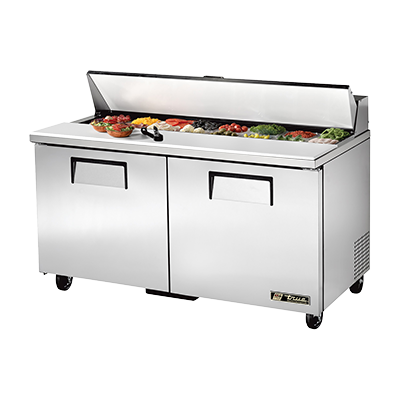 True Manufacturing Co., Inc. TSSU-60-16-HC refrigerated counter, sandwich / salad unit