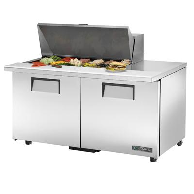 True Manufacturing Co., Inc. TSSU-60-18M-B-ADA-HC refrigerated counter, mega top sandwich / salad unit