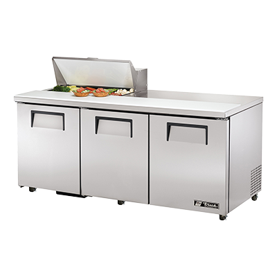 True Manufacturing Co., Inc. TSSU-72-08-ADA-HC refrigerated counter, sandwich / salad unit