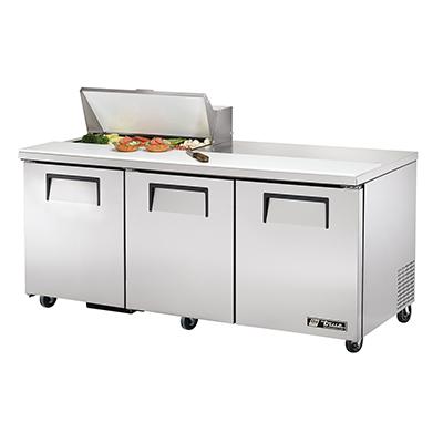 True Manufacturing Co., Inc. TSSU-72-08-HC refrigerated counter, sandwich / salad unit