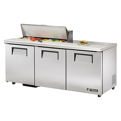 True Manufacturing Co., Inc. TSSU-72-10-ADA-HC refrigerated counter, sandwich / salad unit