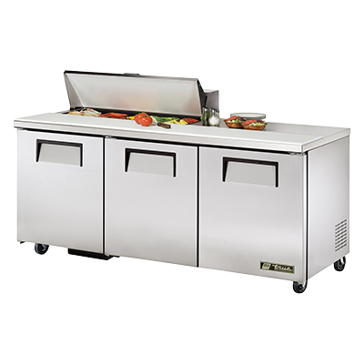 True Manufacturing Co., Inc. TSSU-72-10-HC refrigerated counter, sandwich / salad unit
