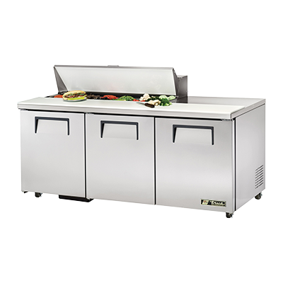 True Manufacturing Co., Inc. TSSU-72-12-ADA-HC refrigerated counter, sandwich / salad unit