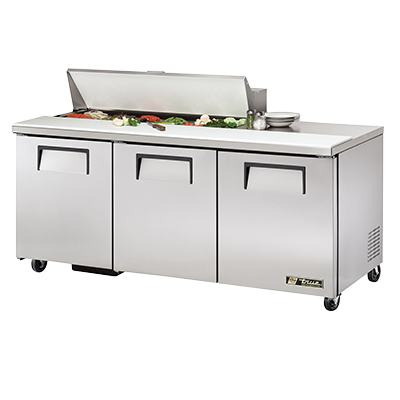 True Manufacturing Co., Inc. TSSU-72-12-HC refrigerated counter, sandwich / salad unit
