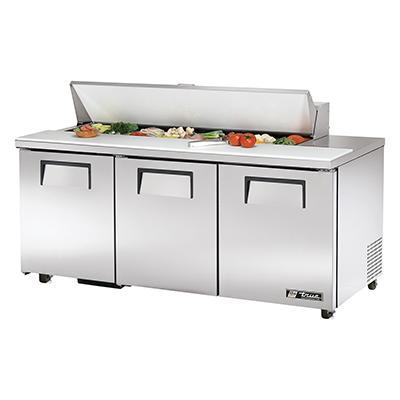 True Manufacturing Co., Inc. TSSU-72-16-ADA-HC refrigerated counter, sandwich / salad unit