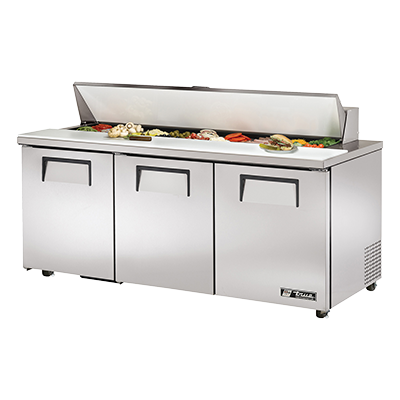 True Manufacturing Co., Inc. TSSU-72-18-ADA-HC refrigerated counter, sandwich / salad unit