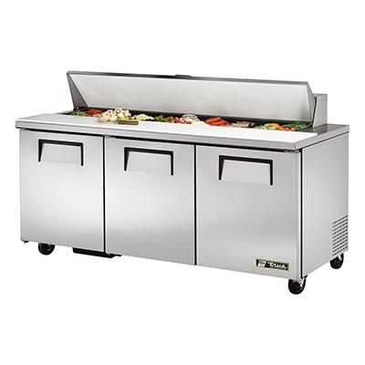 True Manufacturing Co., Inc. TSSU-72-18-HC refrigerated counter, sandwich / salad unit