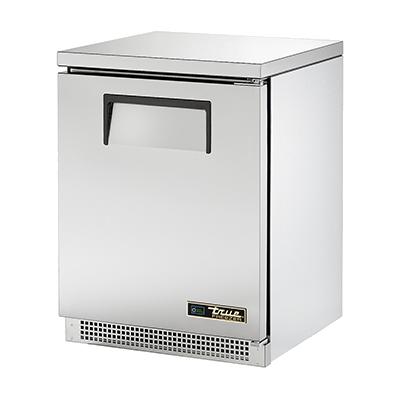 True Manufacturing Co., Inc. TUC-24F-HC freezer, undercounter, reach-in