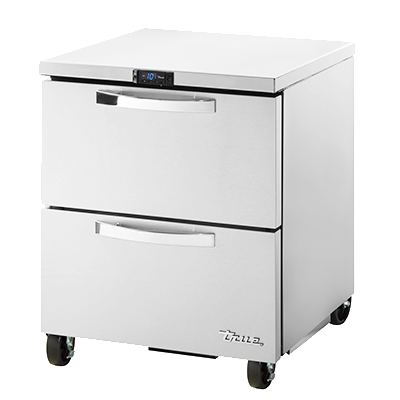 True Manufacturing Co., Inc. TUC-27F-D-2-HC~SPEC3 freezer, undercounter, reach-in