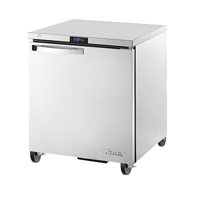 True Manufacturing Co., Inc. TUC-27F-HC~SPEC3 freezer, undercounter, reach-in