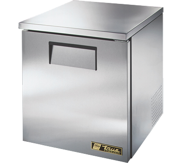True Manufacturing Co., Inc. TUC-27F-LP-HC freezer, undercounter, reach-in