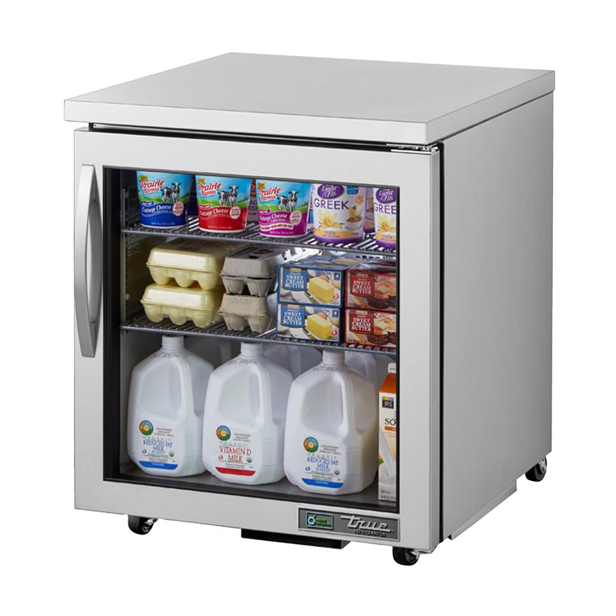 True Manufacturing Co., Inc. TUC-27G-ADA-HC~FGD01 refrigerator, undercounter, reach-in