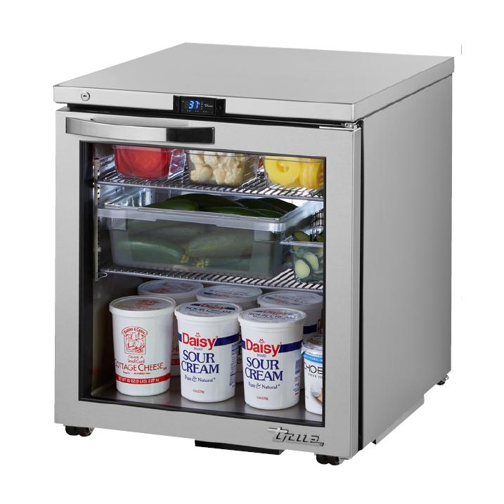 True Manufacturing Co., Inc. TUC-27G-LP-HC~SPEC3 refrigerator, undercounter, reach-in