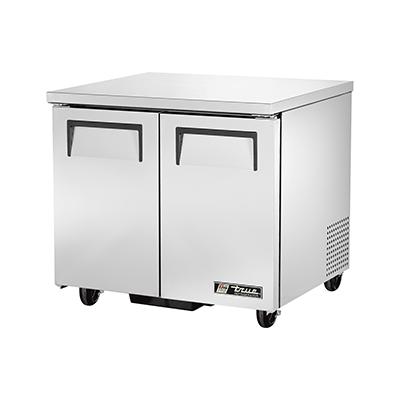 True Manufacturing Co., Inc. TUC-36-HC refrigerator, undercounter, reach-in