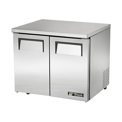 True Manufacturing Co., Inc. TUC-36-LP-HC refrigerator, undercounter, reach-in