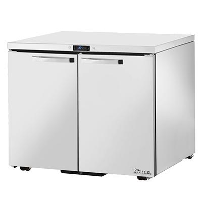 True Manufacturing Co., Inc. TUC-36-LP-HC~SPEC3 refrigerator, undercounter, reach-in