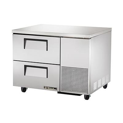 True Manufacturing Co., Inc. TUC-44D-2-HC refrigerator, undercounter, reach-in