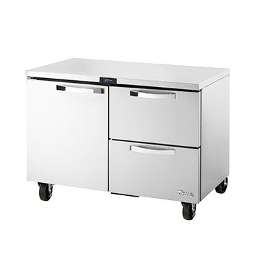 True Manufacturing Co., Inc. TUC-48D-2-HC~SPEC3 refrigerator, undercounter, reach-in