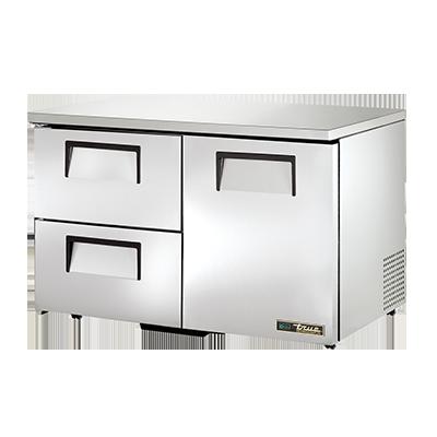 True Manufacturing Co., Inc. TUC-48D-2-LP-HC refrigerator, undercounter, reach-in