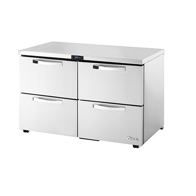 True Manufacturing Co., Inc. TUC-48D-4-LP-HC~SPEC3 refrigerator, undercounter, reach-in