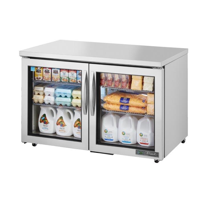 True Manufacturing Co., Inc. TUC-48G-ADA-HC~FGD01 refrigerator, undercounter, reach-in