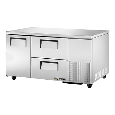 True Manufacturing Co., Inc. TUC-60-32D-2-HC refrigerator, undercounter, reach-in