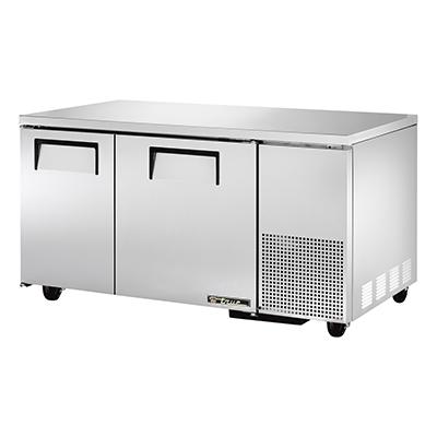 True Manufacturing Co., Inc. TUC-60-32-HC refrigerator, undercounter, reach-in