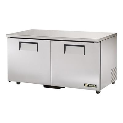 True Manufacturing Co., Inc. TUC-60-ADA-HC refrigerator, undercounter, reach-in