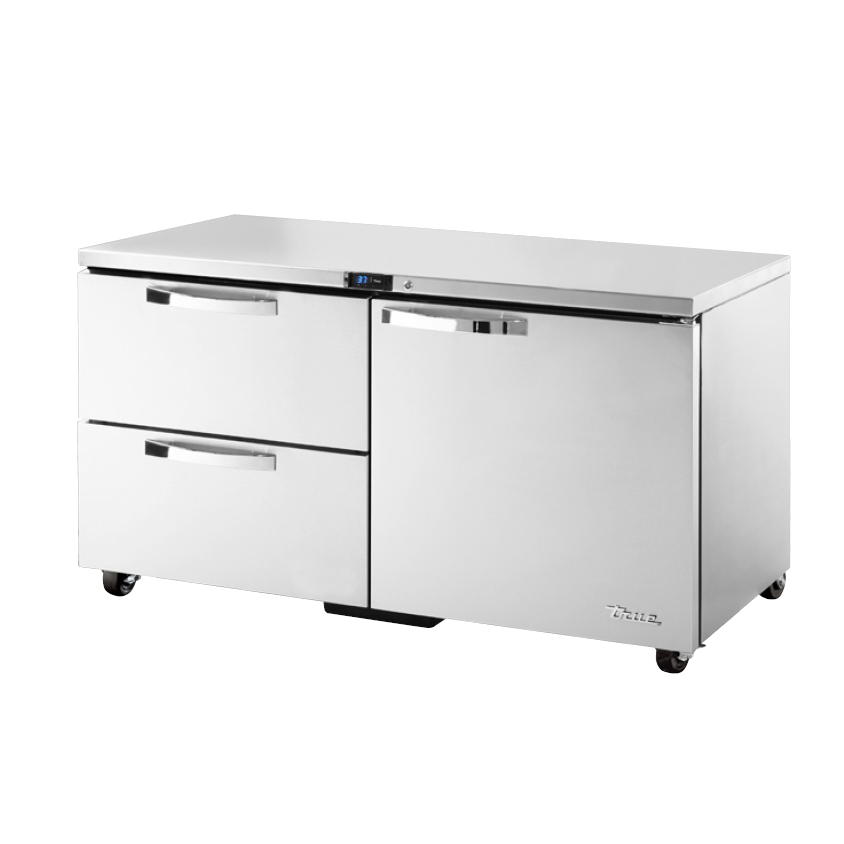 True Manufacturing Co., Inc. TUC-60D-2-ADA-HC~SPEC3 refrigerator, undercounter, reach-in