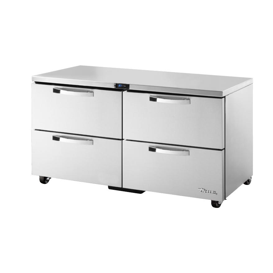 True Manufacturing Co., Inc. TUC-60D-4-ADA-HC~SPEC3 refrigerator, undercounter, reach-in