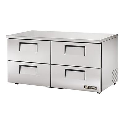True Manufacturing Co., Inc. TUC-60D-4-LP-HC refrigerator, undercounter, reach-in