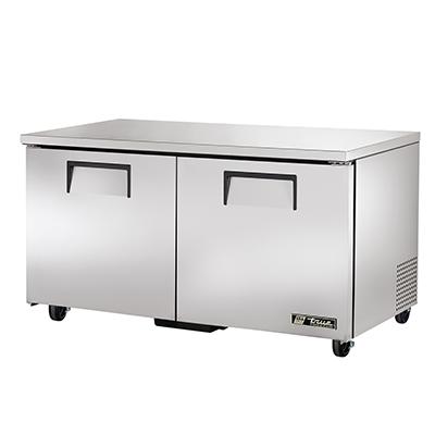 True Manufacturing Co., Inc. TUC-60F-HC freezer, undercounter, reach-in