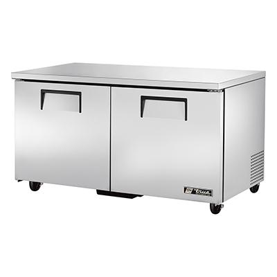 True Manufacturing Co., Inc. TUC-60-HC refrigerator, undercounter, reach-in