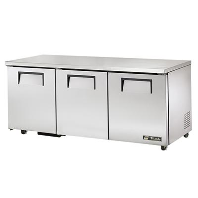 True Manufacturing Co., Inc. TUC-72-ADA-HC refrigerator, undercounter, reach-in
