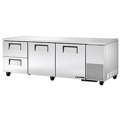 True Manufacturing Co., Inc. TUC-93D-2-HC refrigerator, undercounter, reach-in