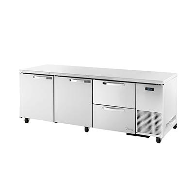True Manufacturing Co., Inc. TUC-93D-2-HC~SPEC3 refrigerator, undercounter, reach-in