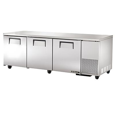 True Manufacturing Co., Inc. TUC-93-HC refrigerator, undercounter, reach-in