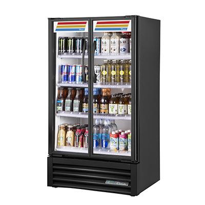 True Manufacturing Co., Inc. TVM-30-HC~VM01 refrigerator, merchandiser