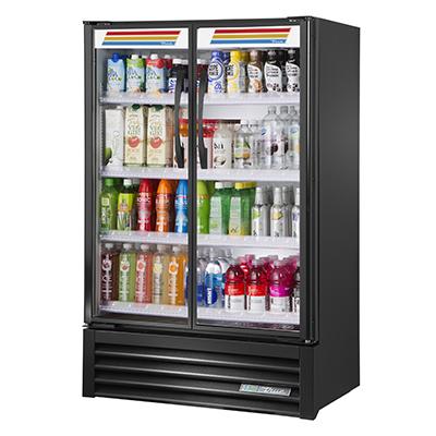 True Manufacturing Co., Inc. TVM-36SL-HC~VM01 refrigerator, merchandiser