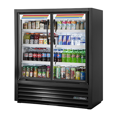 True Manufacturing Co., Inc. TVM-48SL-54-HC~VM01 refrigerator, merchandiser