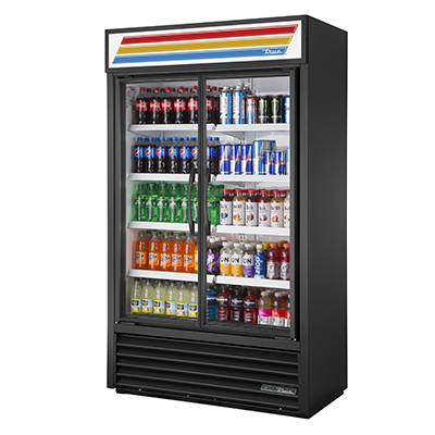 True Manufacturing Co., Inc. TVM-48SL-HC~VM01 refrigerator, merchandiser