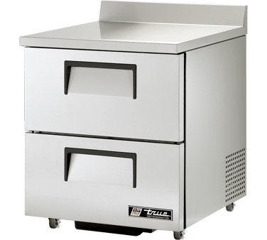 True Manufacturing Co., Inc. TWT-27D-2-ADA-HC refrigerated counter, work top