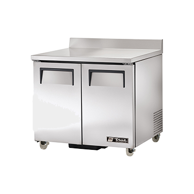 True Manufacturing Co., Inc. TWT-36-ADA-HC refrigerated counter, work top