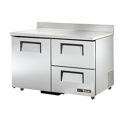 True Manufacturing Co., Inc. TWT-48D-2-ADA-HC refrigerated counter, work top